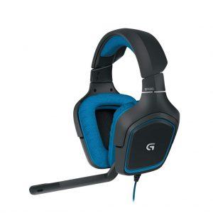 Logitech G430, buenos auriculares para gamers