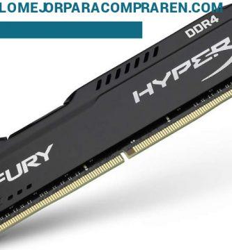 Tarjetas RAM para PC [Conoce las 10 mejores de 2020]