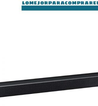 Las 10 Mejores Barras De Sonido Samsung